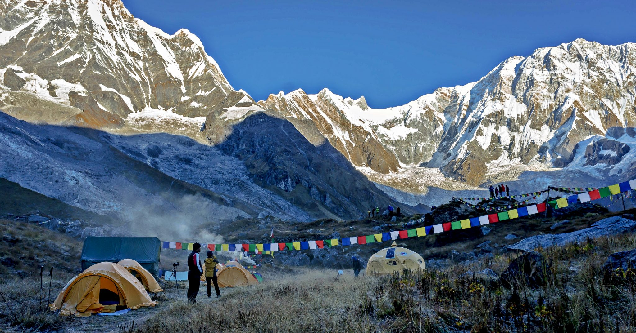Island Peak Climbing with Everest Base Camp Trek - 19 Annapurna base camp trek pictures